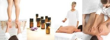 Aromatherapie-massage